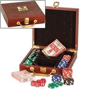 Rosemont Poker 100 Chip