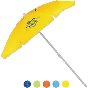 Islander Beach Manual Open Umbrella