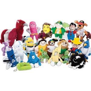 Custom Farmer Stuffed Toy