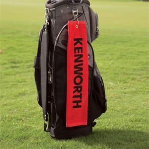Platinum Collection Golf Towel - Colors