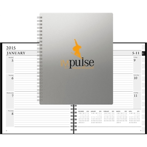 2017 Xeo Planner - Alloy Front /Chip Back
