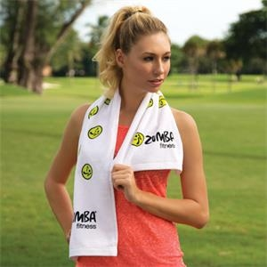 Fitness towel with CleenFreek (R) - Colors