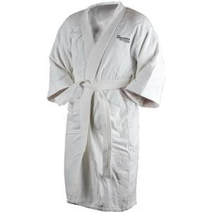 Terry Velour Kimono Bath Robe