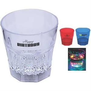 Roxy 10 oz. Acrylic Cup with LED Lights