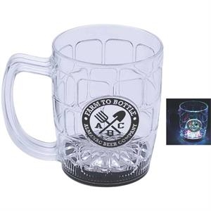 Prost 19oz Acrylic Beer Mug with LED Lights
