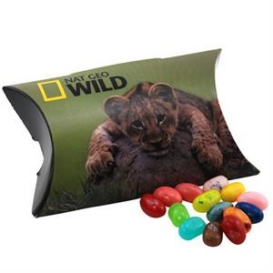 Pillow Box Promo Pack with Jelly Belly Jelly Beans Candy