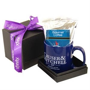Mug & Coffee Deluxe Gift Box