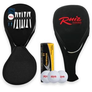 Magnetic Headcover Golf Kit