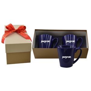 2 Mug Deluxe Gift Box