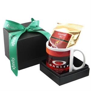 Full Color Mug & Tea Deluxe Gift Box