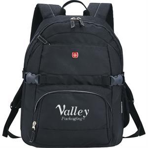 """Wenger(R) Raven 15\"""" Computer Backpack"""