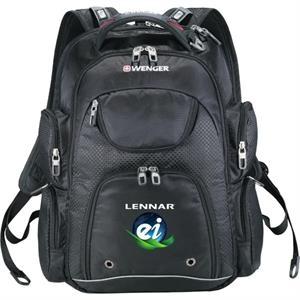 """Wenger(R) Scan Smart Trek 17\"""" Computer Backpack"""
