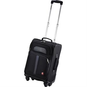"Wenger(R) 19"" 4-Wheeled Spinner Carry-On Luggage"