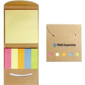 The Mapleton Mini Sticky Notebook