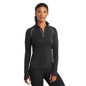 OGIO ENDURANCE Ladies Nexus 1/4-Zip Pullover.