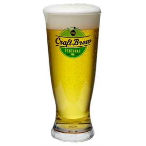 18oz Plastic Pilsner Glass