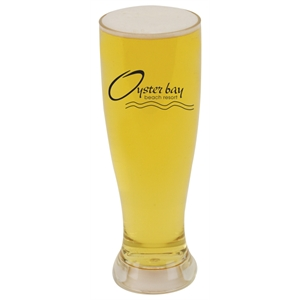 22 oz. Plastic Pilsner Glass