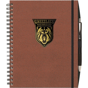 Sports Books - Large NoteBook