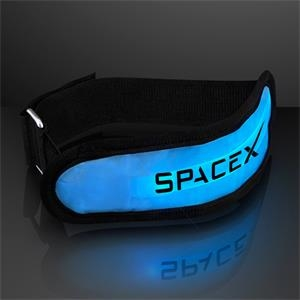Light up LED armband for night safety