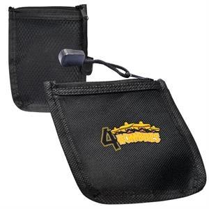 Zippered Handy Pouch