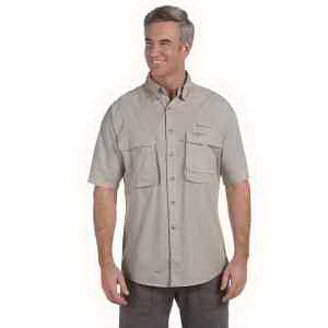 Gulf Stream Short Sleeve Fishing Shirt