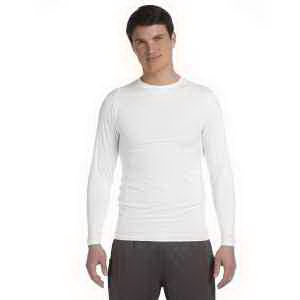 Alo Sport Men's Compression Long-Sleeve T-Shirt