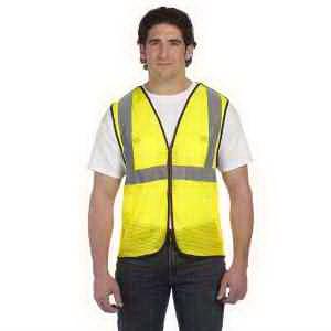 Value Mesh Five-point Breakaway Vest, Class 2