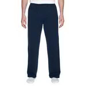Fruit of the Loom (R) Sofspun (TM) Open-Bottom Sweatpants