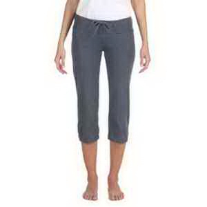 Ladies' Capri Scrunch Pant