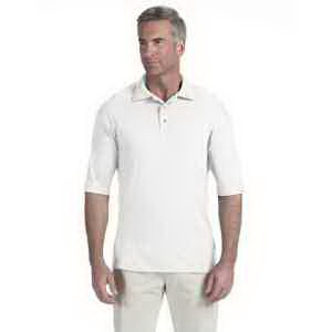 Jerzees (R) 5.3 oz 100% Polyester Sport Polo