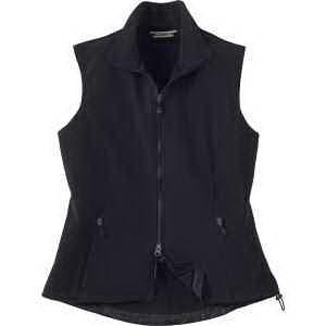 Ladies' Three-Layer Light Bonded Performance Soft Shell Vest