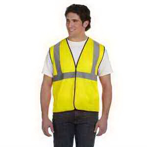Value Solid Vest, Class 2