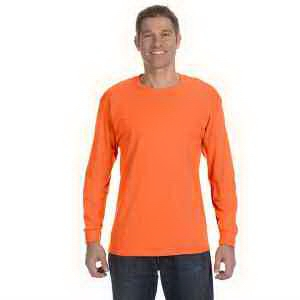 Jerzees 5.6 oz 50/50 Heavyweight Blend Long-Sleeve T-Shirt