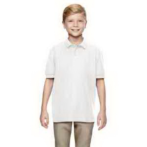 Gildan DryBlend(R) Youth Double Pique Polo