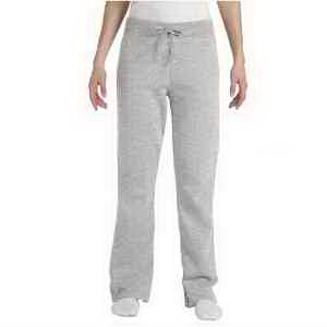 80/20 ComfortBlend (R) EcoSmart (R) Open Bottom Fleece Pant