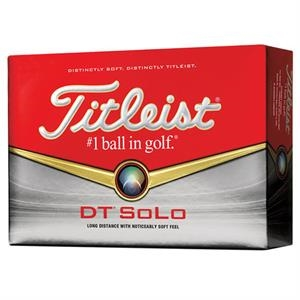 Titleist (R) DT (R) SoLo Golf Ball Std Serv