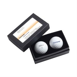 Titleist (R) 2 Ball Business Card Box - DT (R) SoLo