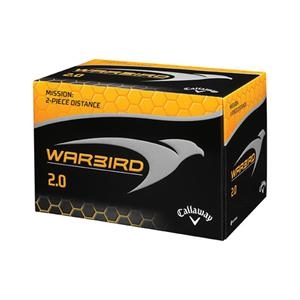 Callaway (R) Warbird 2.0 Golf Ball Std Serv