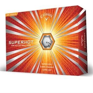 Callaway (R) SuperHot Golf Balls