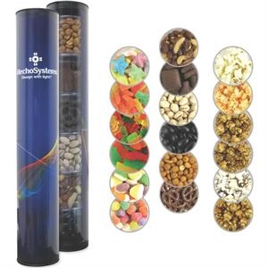 Tube of Nuts and Sweets