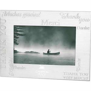 Many Thanks Photo Frame