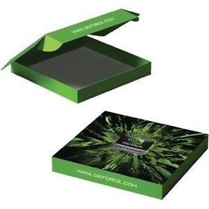 """Tuck Style Box - 10.5"""" L x 13"""" W x 1.5"""" H"""