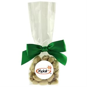 Mug Stuffer Gift Bag with Pistachios Nuts