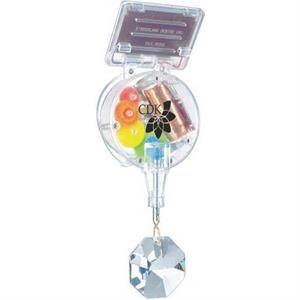 Rainbow Maker Solar Powered Prism
