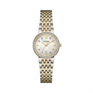 Ladies Bracelet Watch - Diamonds