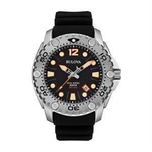 Men's Strap Watch - Black