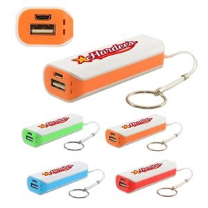 Power Bank with Key Chain