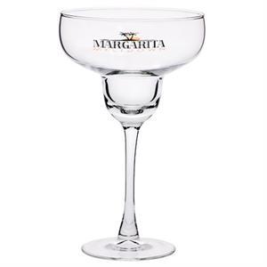 Clear 13 oz margarita glass