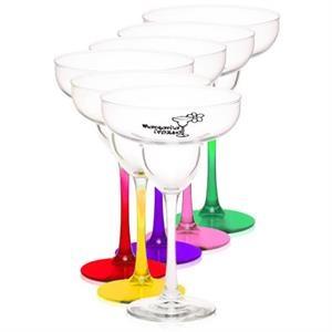 Clear Libbey 13 oz margarita glass