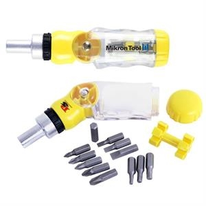 12 Pack Angled Screwdriver